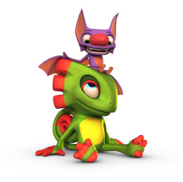 Yooka_and_Laylee_Sitting